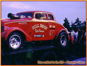 Red Baron 33 Willys