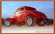 Red Baron 33 Willys ~ RESTORED TO ORIGINAL