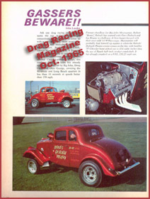 Drag Racing Magazine