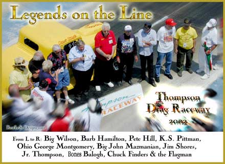 Gasser Legends on the line